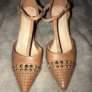 BCBG heels worn once